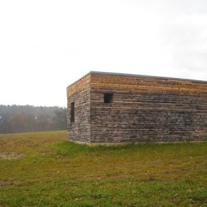 Peter Pilz - wooden house