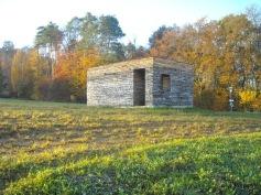 Peter Pilz - wooden house (zum Beispiel), 2009