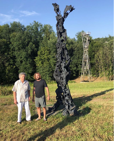 Peter Pilz und Karl Karner